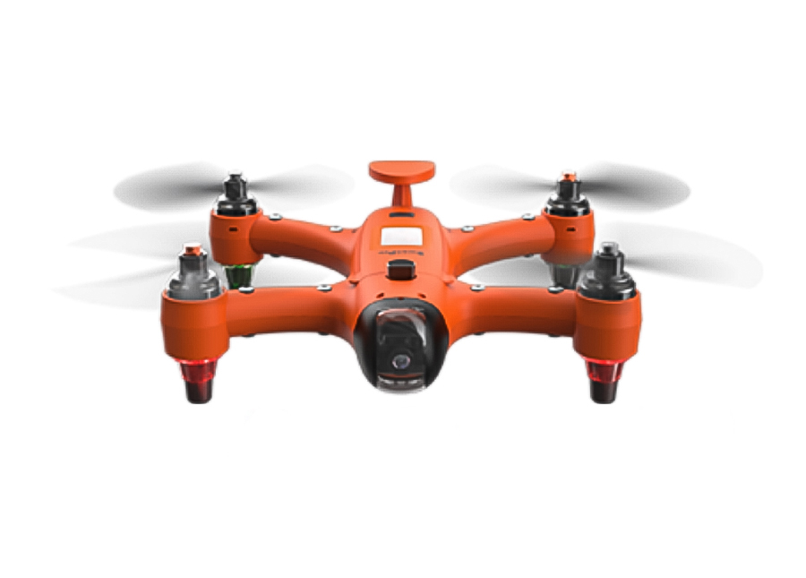 Read more about the article Swellpro Spry+ Waterproof: Drone Review