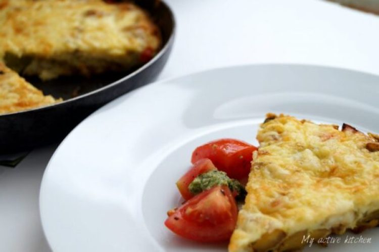 yam-and-plantain-frittata