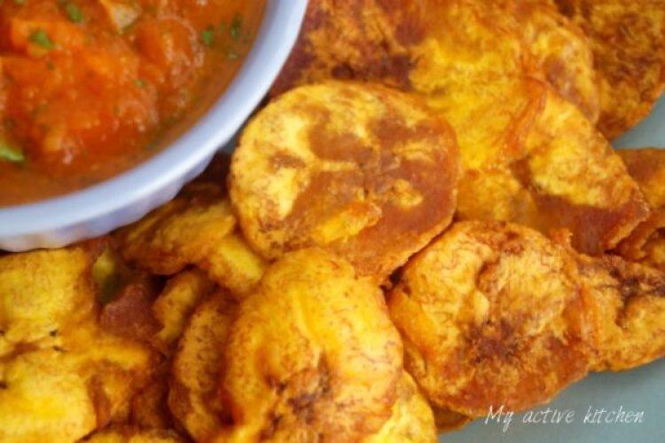 plantain chips recipe