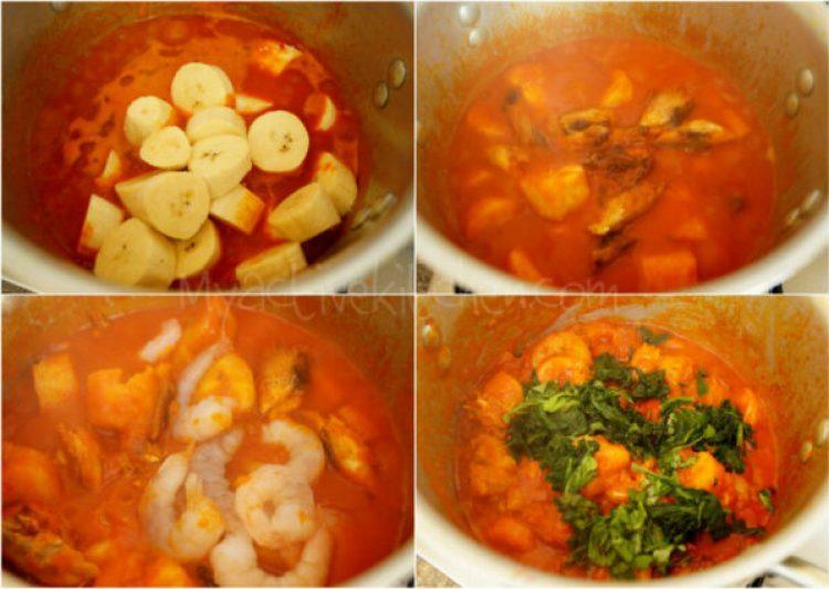 plantain porridge 7