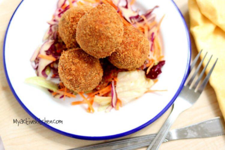 Yam ball recipe