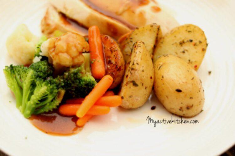 how to make great roast potatoes