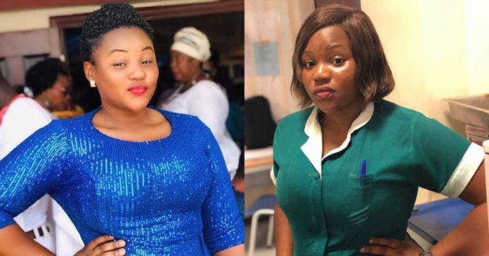 Tears flow as beautiful nurse in Tamale dies in bizarre accident while going to work (Photo)