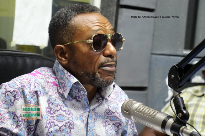 Election 2020: I don't like God's revelation about outcome – Owusu- Bempah