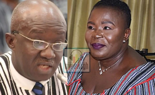 I wept before Kofi Adda yet he jilted me – Minister cries after defeat