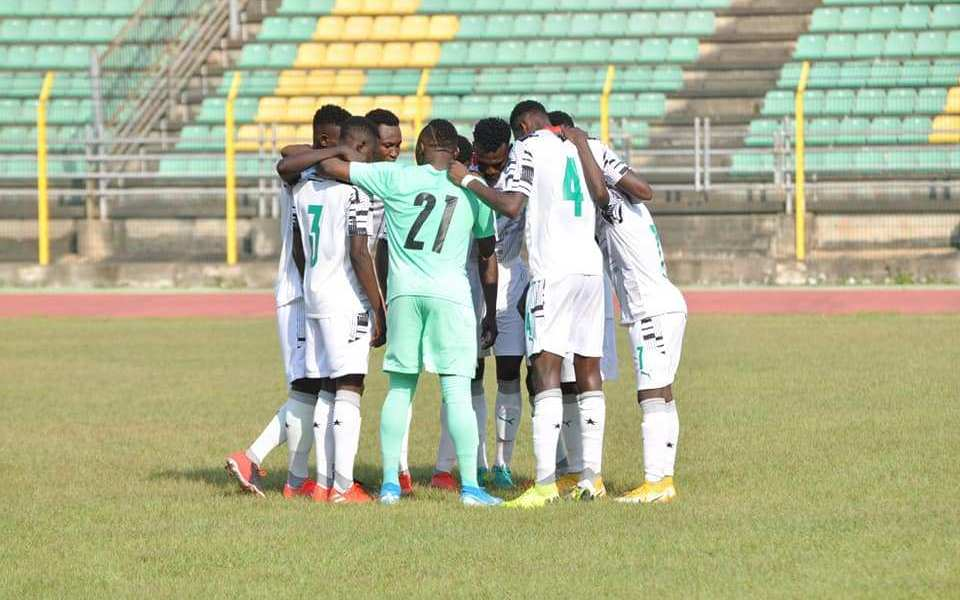 WAFU U20 2020: Black Satellites beat Nigeria to book place in semi-finals
