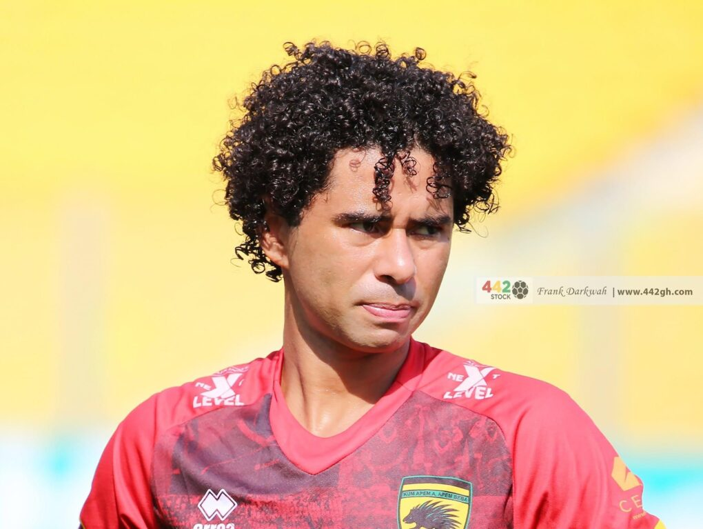 Kotoko provide latest injury update on Fabio Gama ahead of AshGold clash