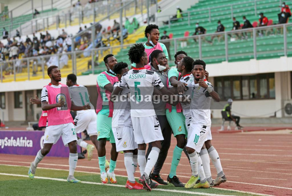 AFCON U20: Ghana to face Gambia in semis
