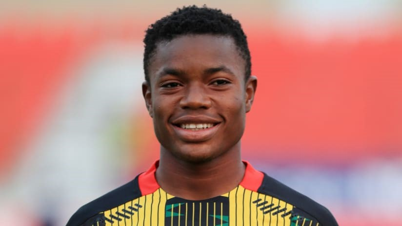 U20 AFCON: We're here to send trophy back to Ghana–Abdul Fatawu