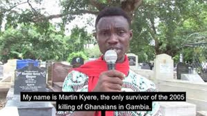 Gambia massacre: Good news at last as probe into execution of 44 Ghanaians begins