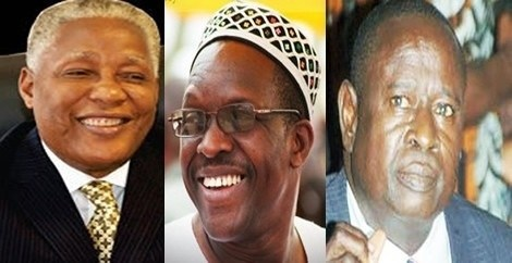 How John Mahama's '3 wise Men' bounced back in grand political style