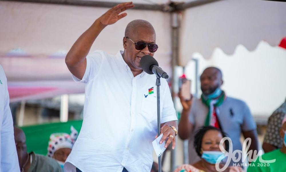 REVEALED: Mahama still to lead NDC as flagbearer in 2024 – hints drop