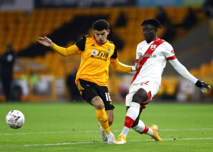 Salisu makes Southampton debut in FA Cup win over Wolves