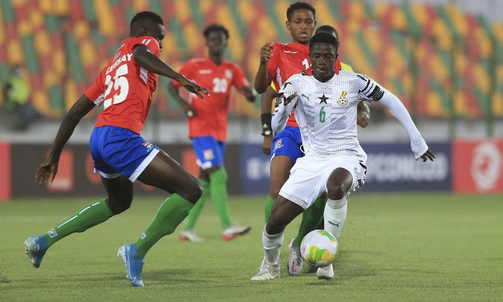 U20 AFCON: Ghana plays Cameroon in quarter-finals after defeat to Gambia