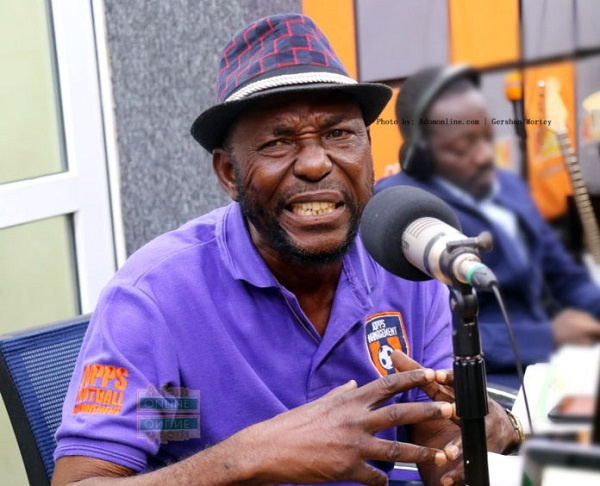 Veteran trainer J E Sarpong on GTV Sports+ – I've some years ahead of me to die. Hearts job can kill me early