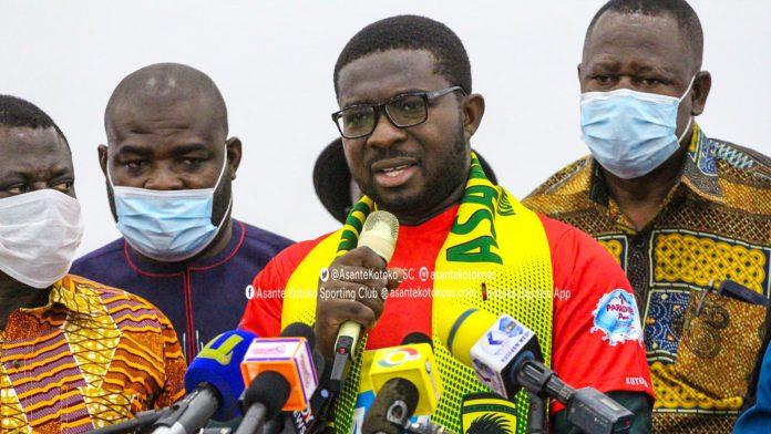 Asante Kotoko dragged to Ghana FA over unpaid debt
