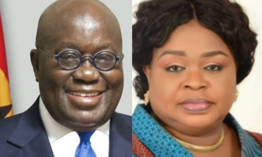 FULL Report: Akufo-Addo appoints EC's Sylvia Annoh as Ambassador to Denmark