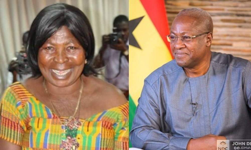 Court Petition: Levy a fine of trillion cedis on John Mahama and share for all Ghanaians – Akua Donkor proposes
