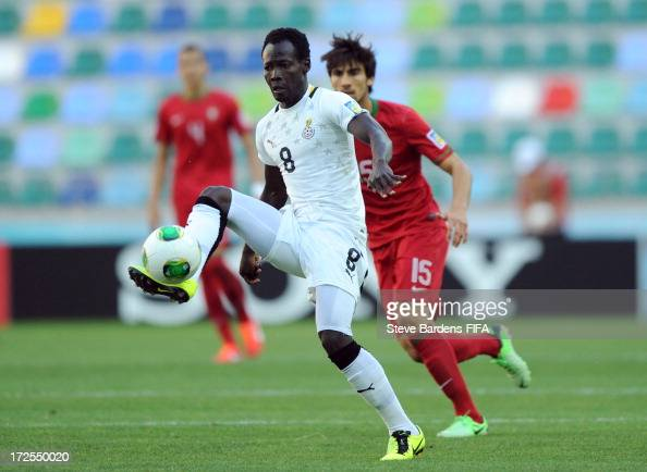 King Faisal linked with former Ghana U20 midfielder who was once likened to Michael Essien