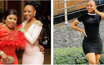 Afia Schwarz and Akuapem Poloo