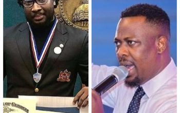 Sonnie Badu and Prophet Nigel Gaisie