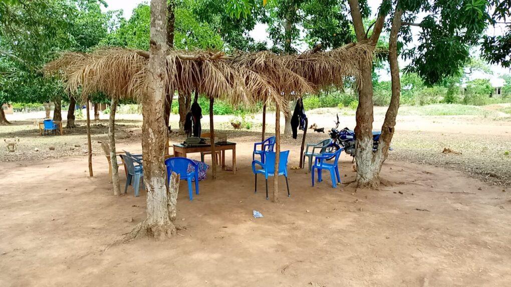 SCHOOLS UNDER TREES: Duadaso No. 2 SDA JHS Calls For Help