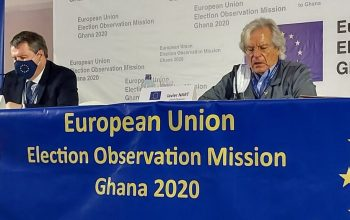 EU-Election Observer Mission to Ghana 2020