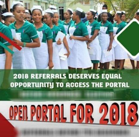 We Deserve Equal Opportunity As 2018 Registered General Nurses – 2018 Registered Nurse Assistants To Government