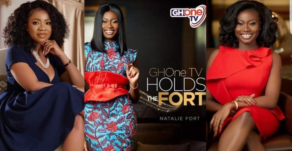 Serwaa Amihere Shades TV3 As She Meets Natalie Fort In Nana Aba's Office