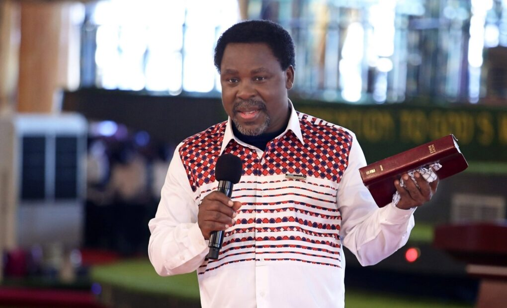 YouTube Suspends TB Joshua Over Gay Cure