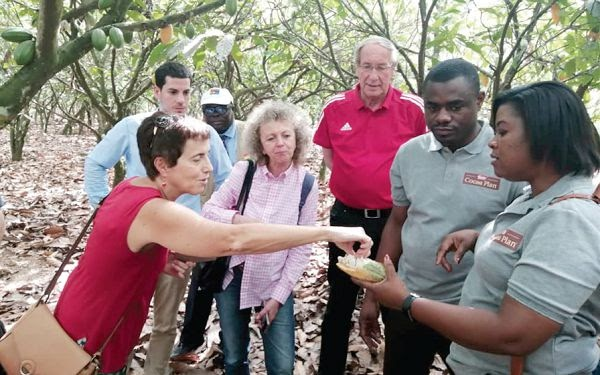EU Partners Employment And Labour Relations Ministry For Discussions On Cocoa