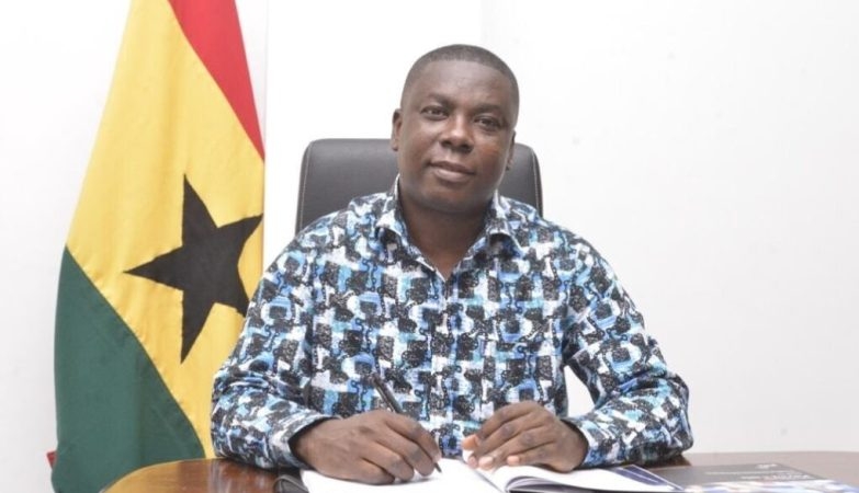 Gideon Boako - spokesperson to Vice President Dr Mahamudu Bawumia