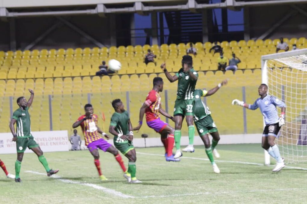 GPL Round-Up: Hearts, Kotoko And Olympics All Record Wins As Medeama And Liberty Share Points