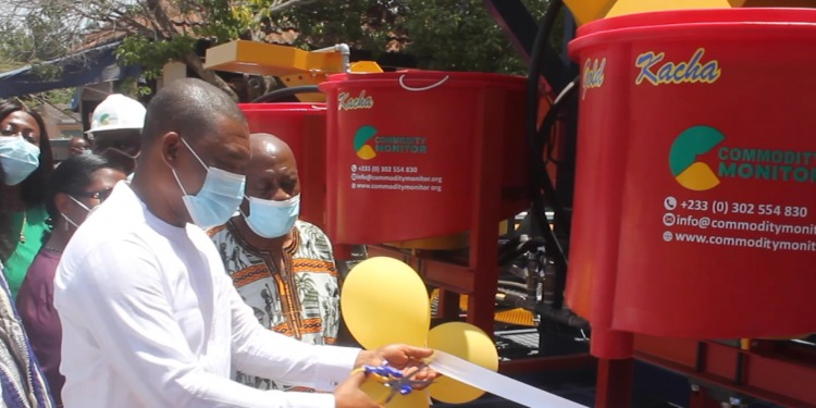Government To Distribute Mercury-free Mining Equipment To Small-scale Miners To Promote Safe Mining Practices