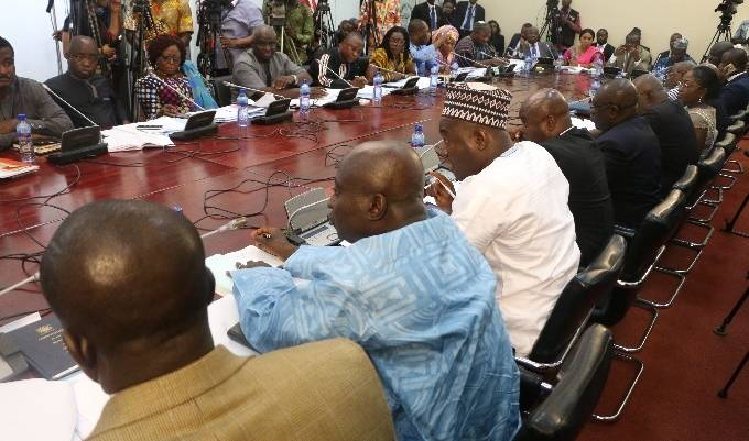 Vetting of Deputy Ministerial nominees and Ministers of State designate commences on Wednesday
