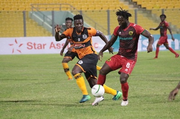 GPL Round-Up: Kotoko, Olympics, Medeama Record Wins As Hearts And Aduana Lose
