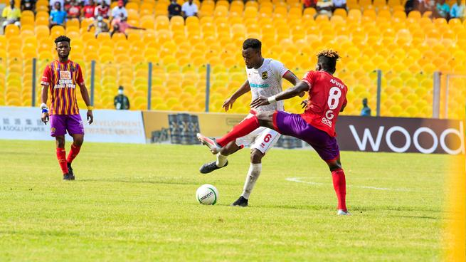 GPL Round-up: Hearts of Oak close in on a first league title in 12 years as three others record wins