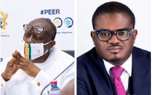 Finance Minister debunks conflict of interest claims between Ofori-Ataa and Adu Boahen