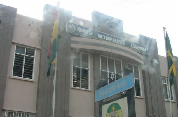 Top Officials Of Kumasi Metropolitan Assembly Allegedly Misappropriate Government Money
