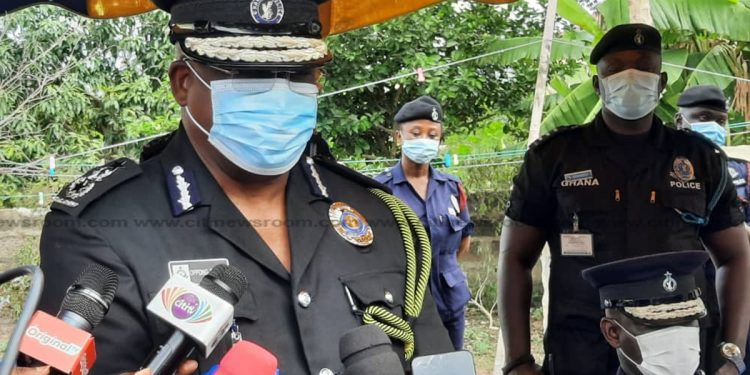 We Will Get Justice For Constable Emmanuel Osei – IGP Assures Family
