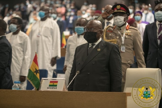 Akufo-Addo re-elected ECOWAS Chairman for another one year term