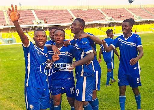 GPL: Olympics end league strongly with a win over Dreams FC