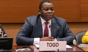 Christian Trimua - Minister for Human Rights, Togo