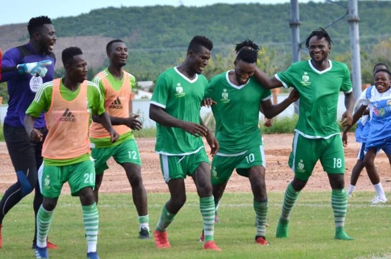 Elmina Sharks beat Kotoko to escape relegation