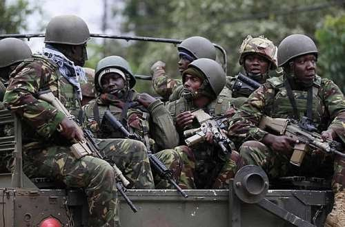 Soldiers found culpable in Wa brutalities to be dealt with – GAF