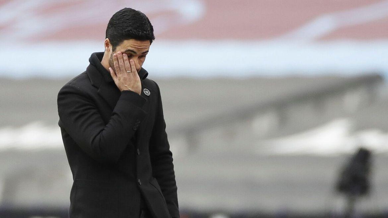 Arsenal injury list doubles as Arteta's future lies on Sunday's clash.