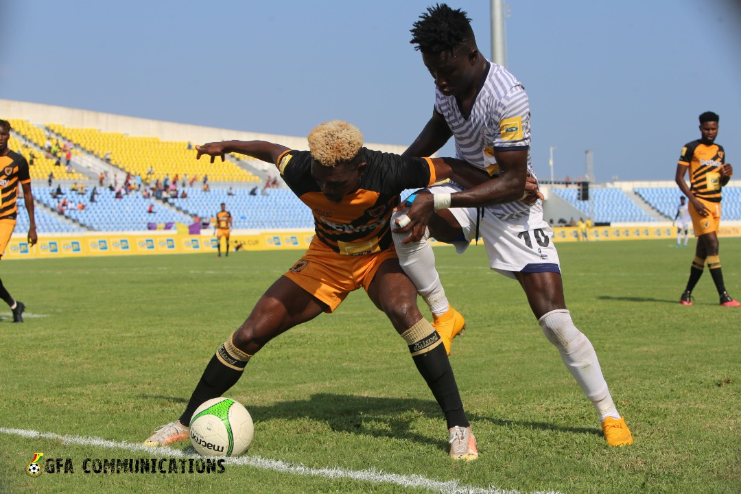 Ashanti Gold brush aside Chelsea in 30 minutes to reach FA Cup finals