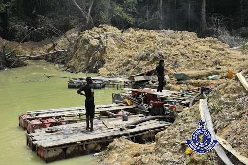 Illegal Mining: Government bans production of Changfang motors