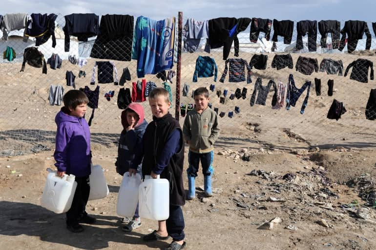 Drought and water crises hit Syria and Iraq