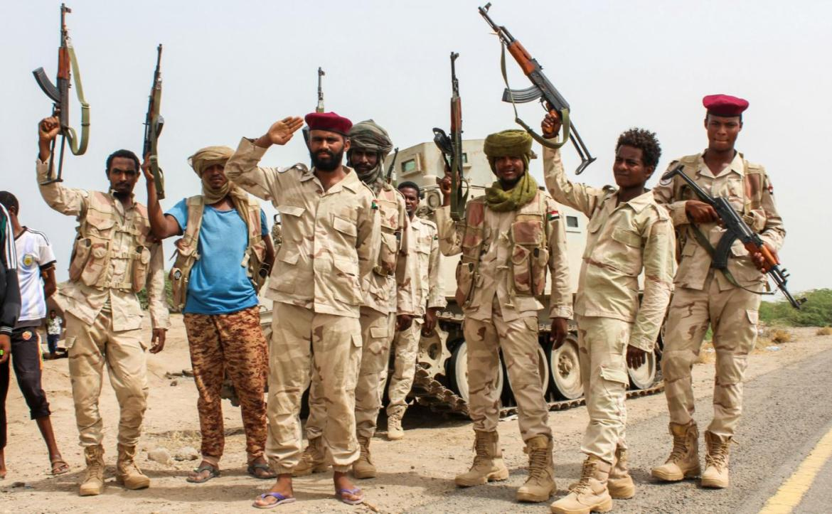 Sudan announced a failed attempted coup by unidentified soldiers